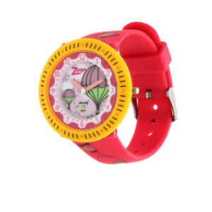Zoop Green Dial Analog Watch for Girls 26007PP02