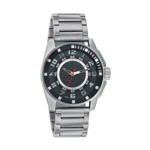 Fastrack Black Dial Analog Watch for Guys 3089SM07