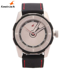 Fastrack Grey Dial Analog Watch for Men 3133SL02