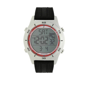 Fastrack Grey Dial Digital Watch for Guys 38033SP01