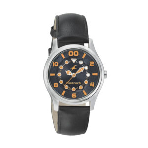 Fastrack Black Dial Analog Watch for Women 6116SL02