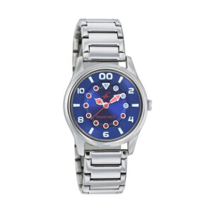 Fastrack Blue Dial Analog Watch for Women 6116SM01