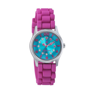 Fastrack Blue Dial Analog Watch for Women 6116SP02