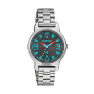 Fastrack Blue Dial Analog Watch for Women 6127SM01