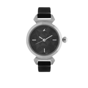 Fastrack Grey Dial Analog Watch for Women 6131SL01