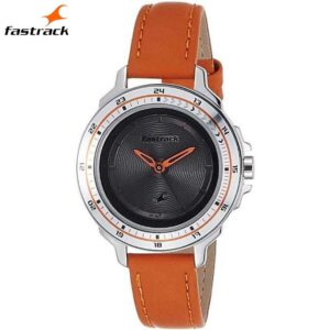 Fastrack Grey Dial Analog Watch for Women 6135SL01