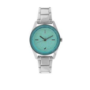 Fastrack Green Dial Analog Watch for Women 6144SM02