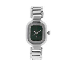 Fastrack Grey Dial Analog Watch for Women 6145SM01