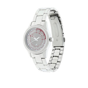 Fastrack Black Dial Analog Watch for Women 6158SM02