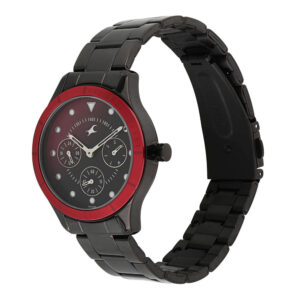 Fastrack All Nighters Multifunction Watch for Women 6163KM02