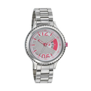 Fastrack Loopholes White Dial Analog Watch for Women 6168SM02