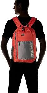 Fastrack 24.09 Ltrs Red School Backpack A0690NRD01