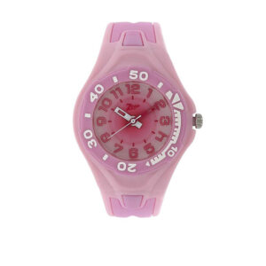 Zoop Pink Dial Analog Watch for Boys C1001PP02