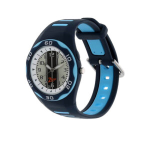 Zoop White Dial Analog Watch for Boys C3022PP01