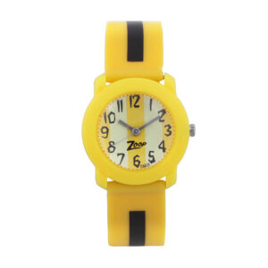 Zoop Yellow Dial Analog Watch for Kids C3025PP03