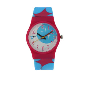 Zoop Multicolour Dial Analog Watch for Boys C3029PP05