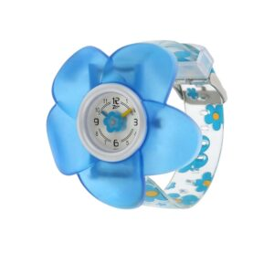 Zoop Silver Dial Analog Watch for Girls C4004PP02