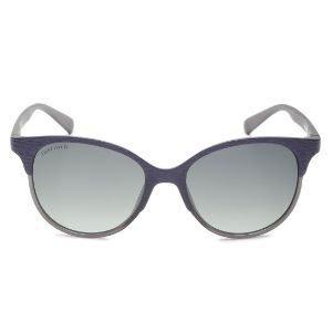 Black Round Fastrack Women Sunglasses P335GR2F