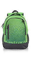 Fastrack Green Polyester Laptop Backpack for Guys  A0678NGR01
