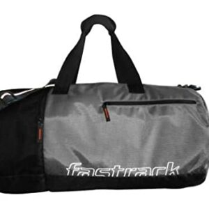 Fastrack 34 Ltrs Grey Duffle A0719NGY01