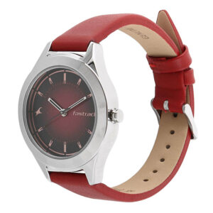 Fastrack Bicolour Dial Analog Watch for Girls6153SL01